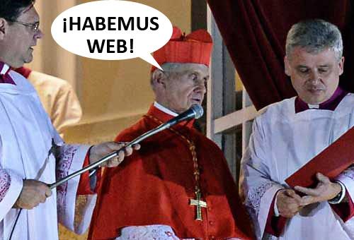 Habemus web